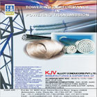 KJV is a professionally managed group in distribution & transmission sector involved in executing contracts