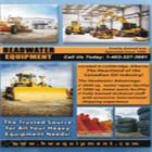The trusted source for all your heavy  equipment needs!